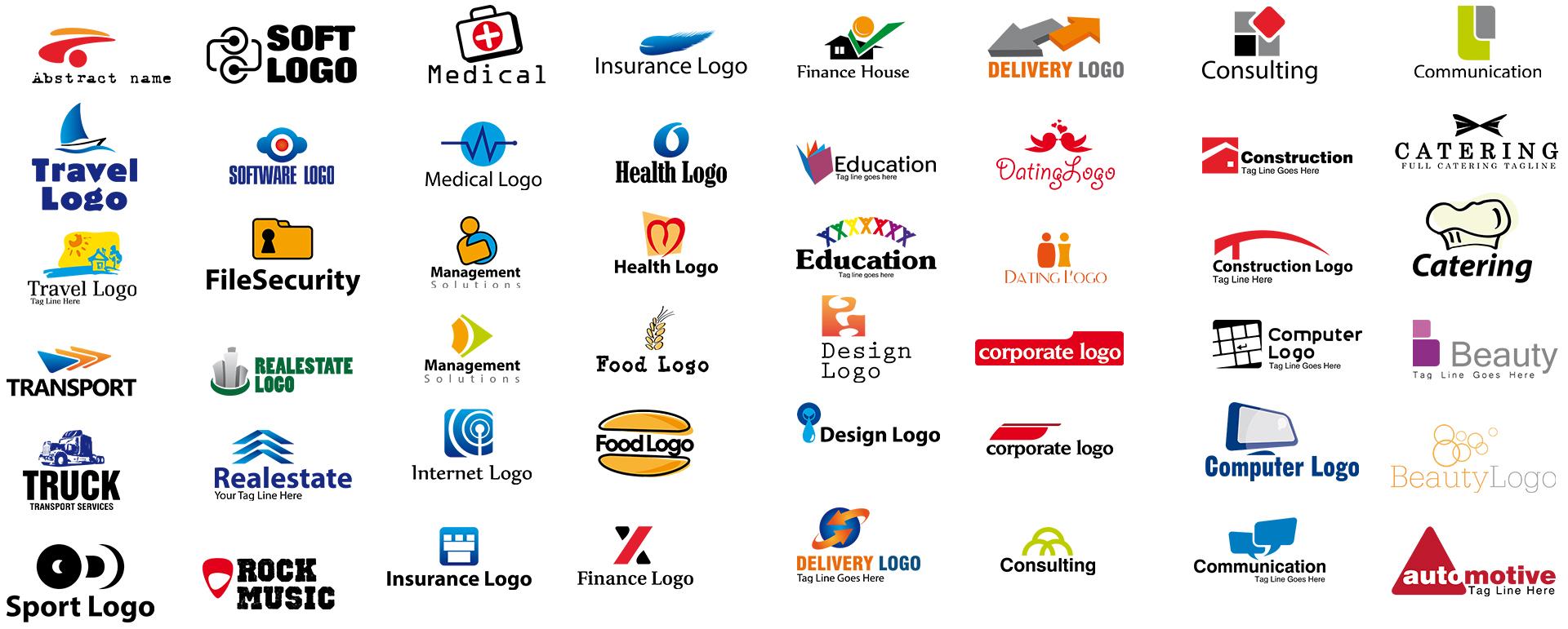 Logo Design Samples Psd Free Download